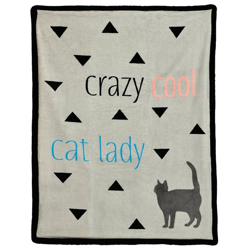 Wallet - crazy cat lady
