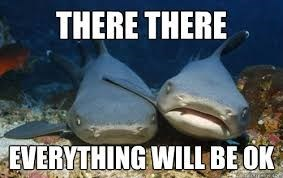 Fish - THERE THERE EVERYTHING WILL BE OK