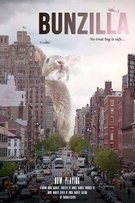 Poster - BUNZILLA No treat bag is safe... W AYING I