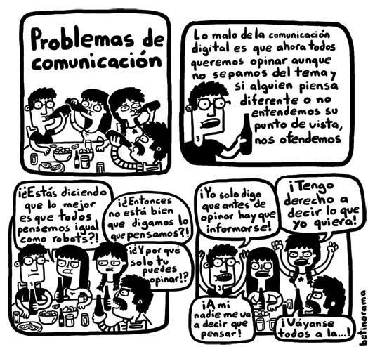 problemas de comunicacion betinorama