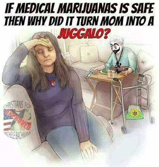 memes - Cartoon - IF MEDICAL MARIJUANAS IS SAFE THEN WHY DID IT TURN MOM INTO A UGGALO? CHRITIANS FOR KGHEBACHA