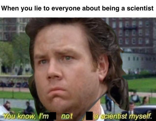 i'm something of a scientist myself about dungeons and dragons