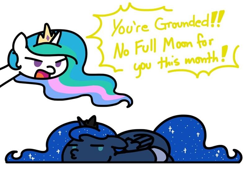 princess luna flutterluv princess celestia - 9125982976
