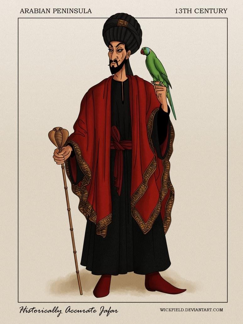 Clothing - 13TH CENTURY ARABIAN PENINSULA Historically accmate Jofor WICKFIELD.DEVIANTART.COM