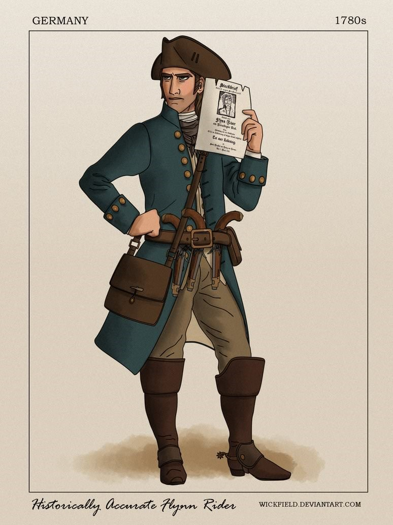 Infantry - 1780s GERMANY eckirie V #Soug ts ee de WICKFIELD.DEVIANTART.COM hstorically accmate ynn Rider
