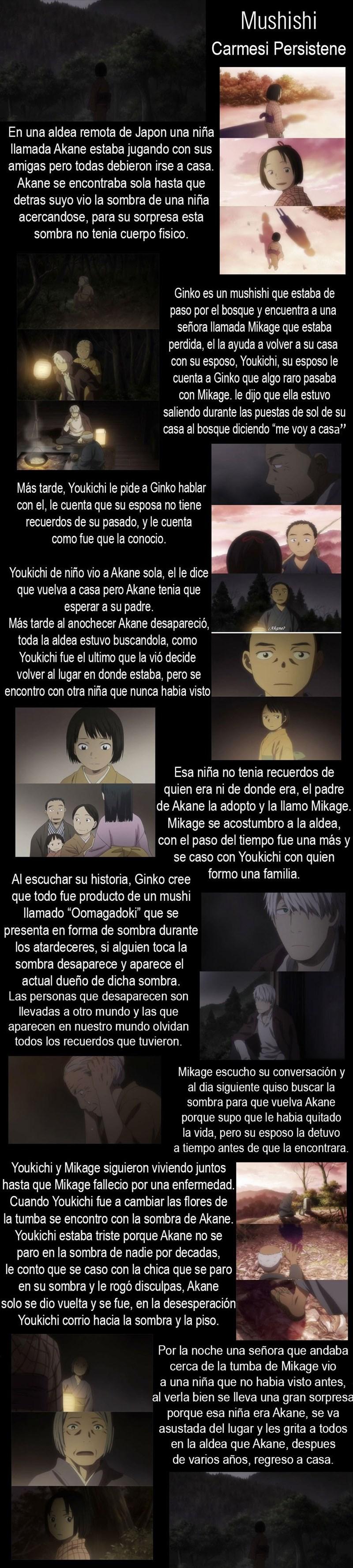 historia de terror japonesa