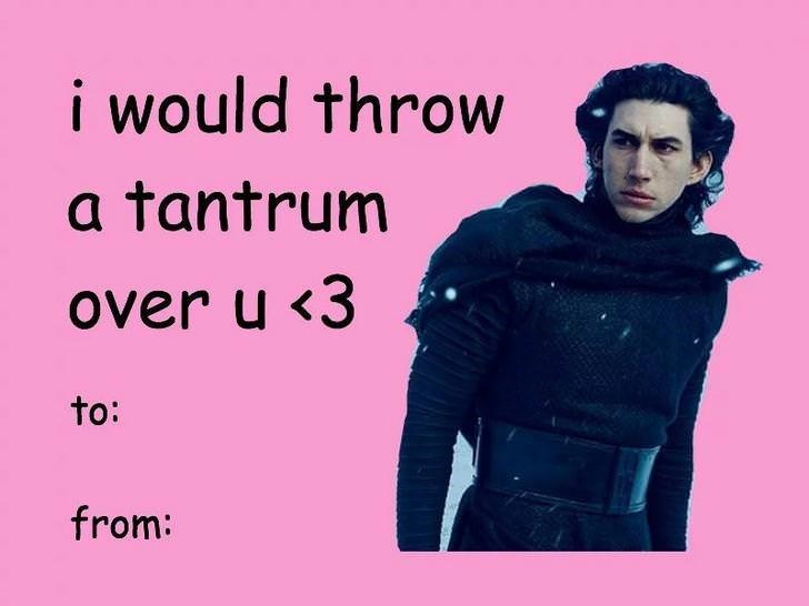 Text - i would throw a tantrum over u <3 to: from: