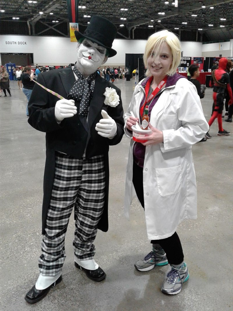 Cosplay - kccc COSP SOUTH DOCK LIV
