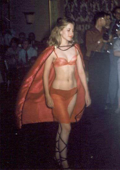 vintage cosplay - Lingerie
