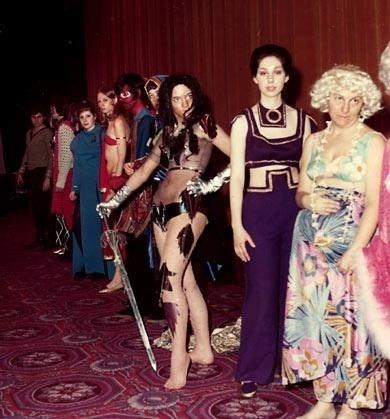 vintage cosplay - Fashion