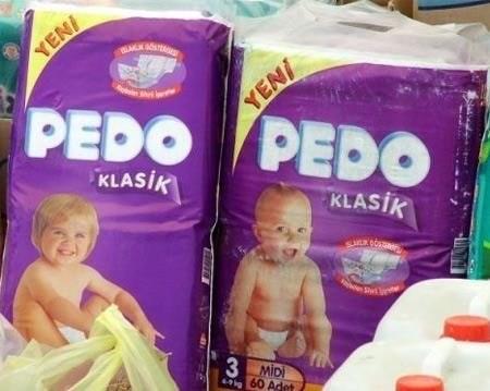 Diaper - YEN PEDO PEDO YENI KLASIK KLASIK 3 MID LA60 Adet