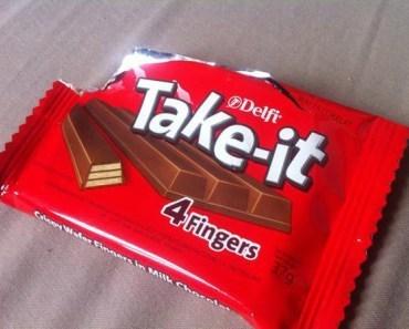Chocolate - ODelfi Take-it 4 Fingers