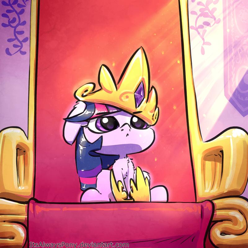 twilight sparkle its always pony - 9128145664