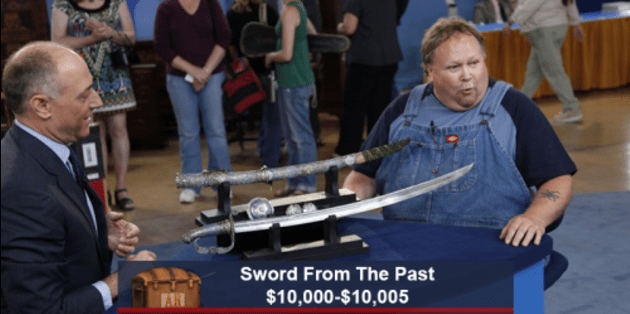 funny caption - Engineering - Sword From The Past $10,000-$10,005 AR
