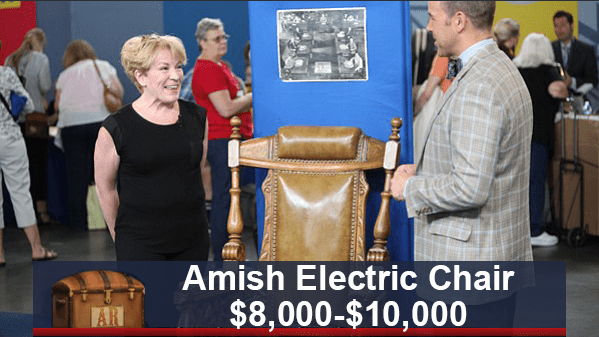funny caption - Product - Amish Electric Chair $8,000-$10,000 AR