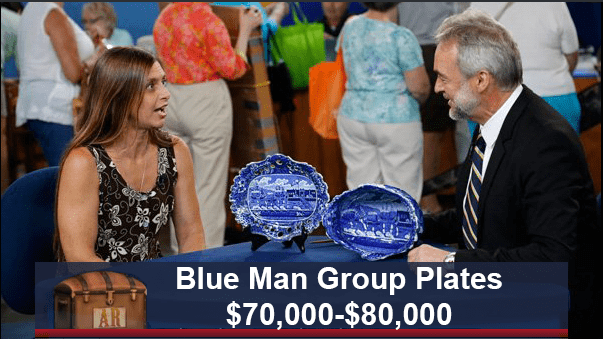 funny caption - Community - Blue Man Group Plates $70,000-$80,000 AR