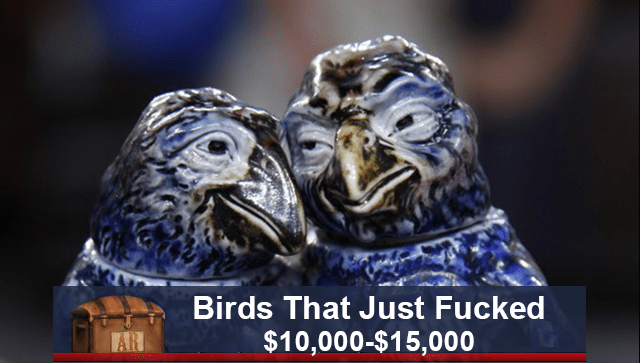 funny caption - Product - Birds That Just Fucked $10,000-$15,000