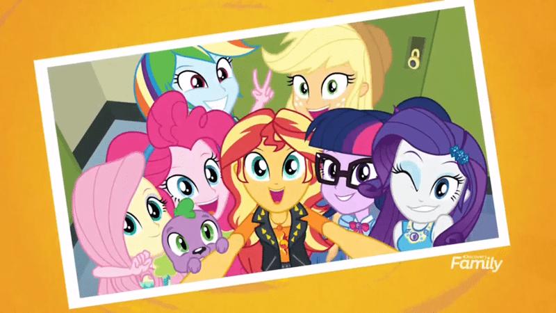 forgotten friendship equestria girls new episode - 9128880128
