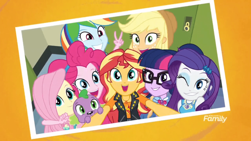 forgotten friendship equestria girls new episode - 9128880128