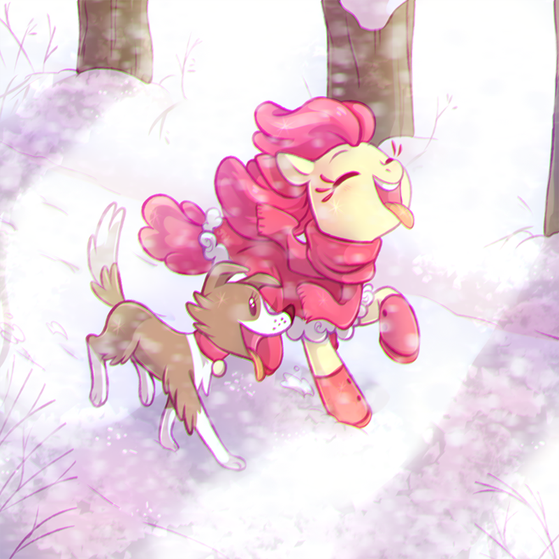 winona apple bloom jumblehorse - 9128900864