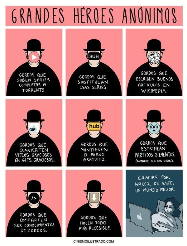 grandes heroes anonimos los que crearon cosas que usamos hoy