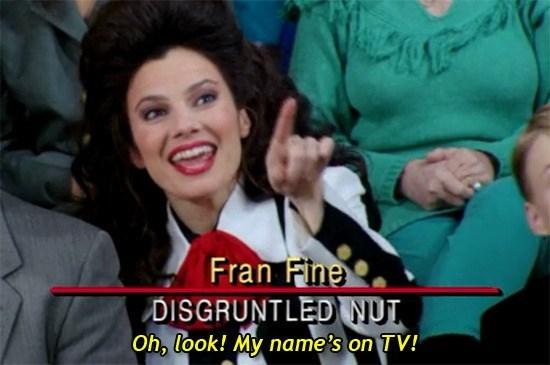Funny meme about the nanny, tv.