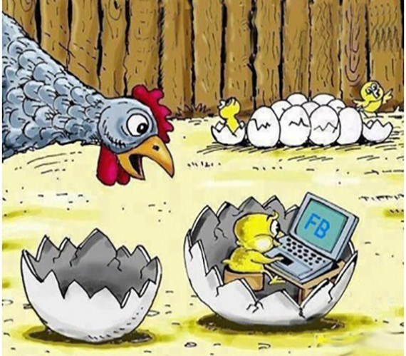 Cartoon - FB Ar