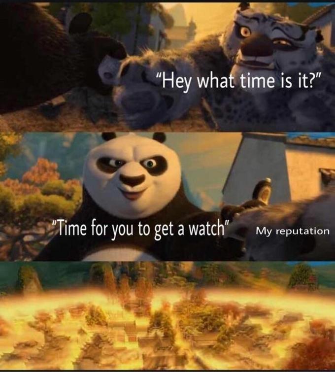 This Kung Fu Panda Meme Is The Latest To Be Overused On Reddit Memebase Funny Memes