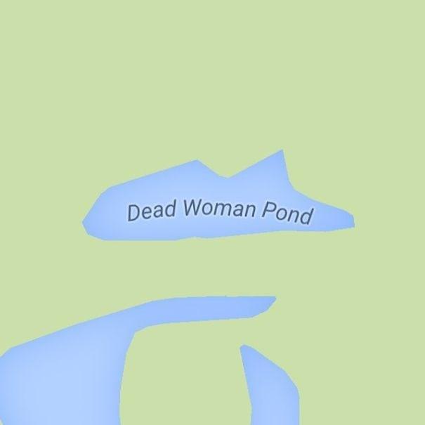Blue - Dead Woman Pond