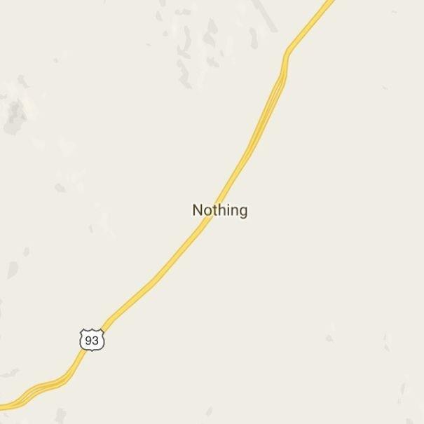 Map - Nothing 93