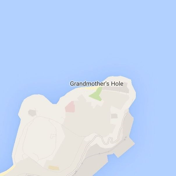 Nose - Grandmother's Hole