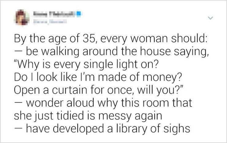 relatable funny women tweets