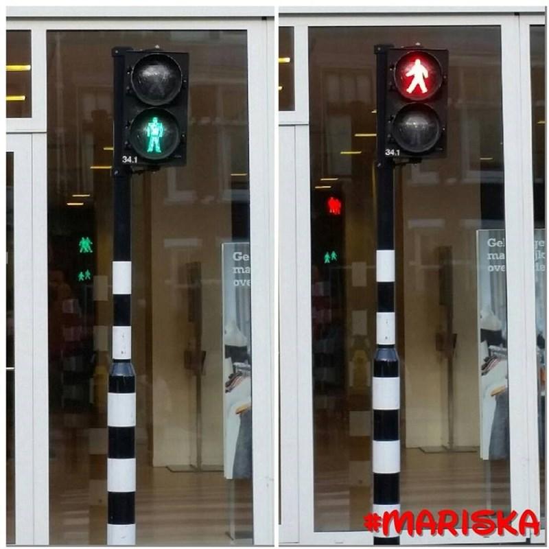 Traffic light - 34.1 34.1 Gel re Ge ma OvE ma le ovE MARISKA