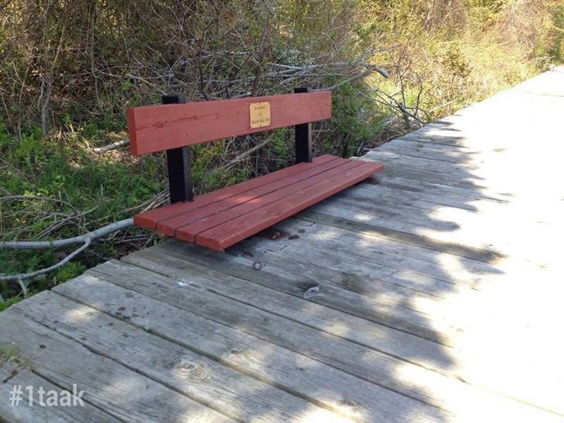 Bench - #1taak