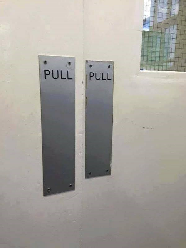 Text - PULL PULL