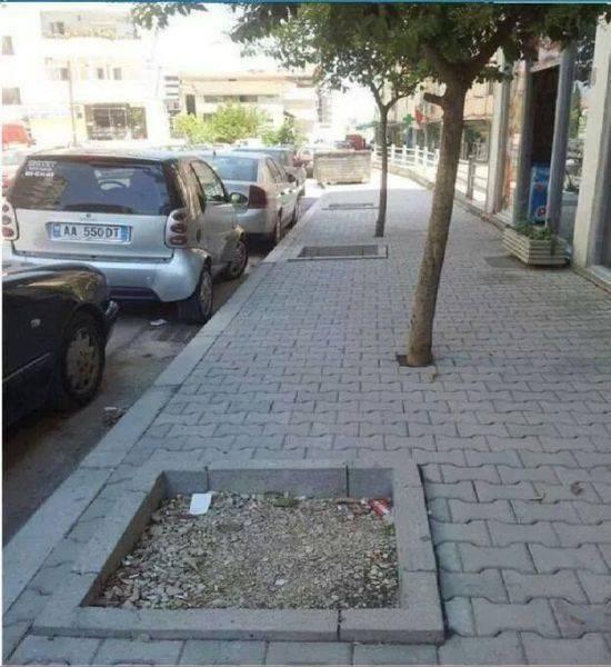 Sidewalk - AA 550DT