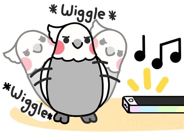 Cartoon - Wiggle *Wiggler