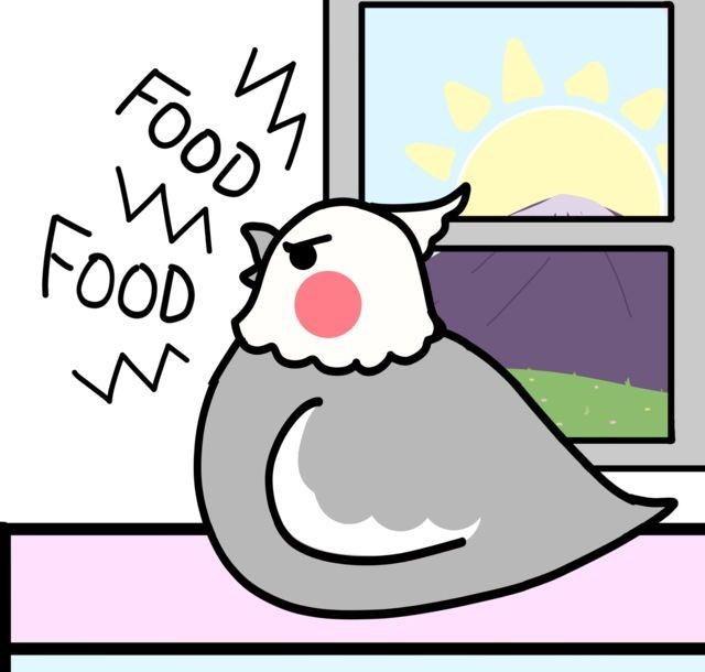 Cartoon - FooD FOOD