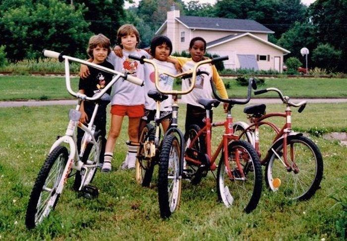 nostalgia - Bicycle