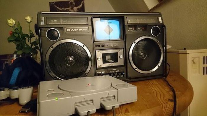 nostalgia - Boombox - NY HARP aa