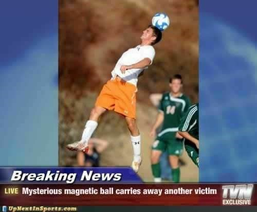 Player - Breaking News LIVE Mysterious magnetic ball carries away another victim EXCLUSIVE UpNextInSperts.com