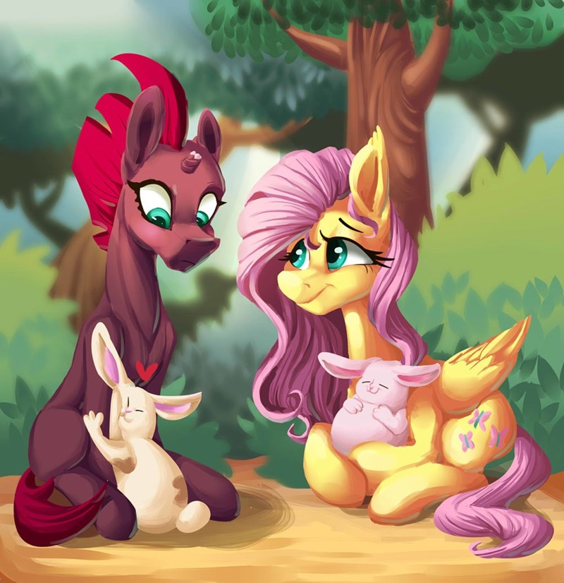 passig camel tempest shadow fluttershy - 9132994560