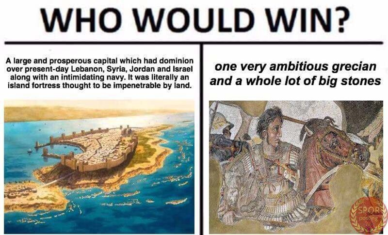 40 ancient history memes that ll make you feel smarter memebase