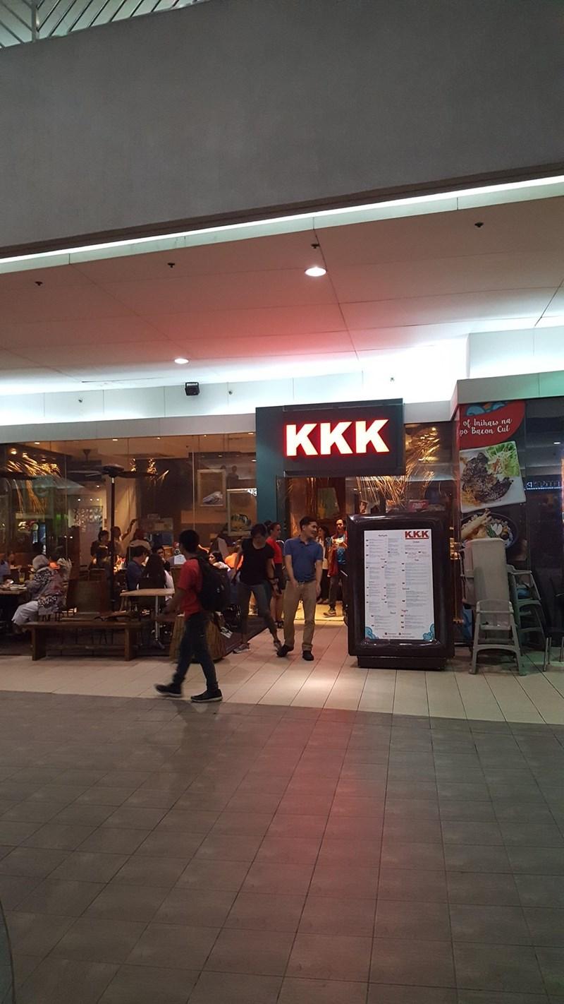 Shopping mall - of Inihas na po Bacon Cul ΚΚ KKK V