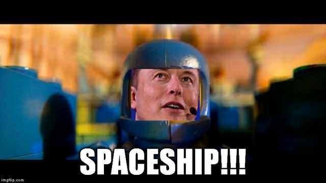 Helmet - SPACESHIP!!! imgflip.com