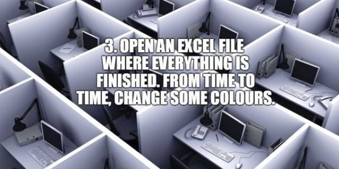 Product - 3.0PEN AN EXCEL FILE WHERE EVERYTHING IS FINISHED. FROM TIME TO TIME, CHANGE SOME COLOURS