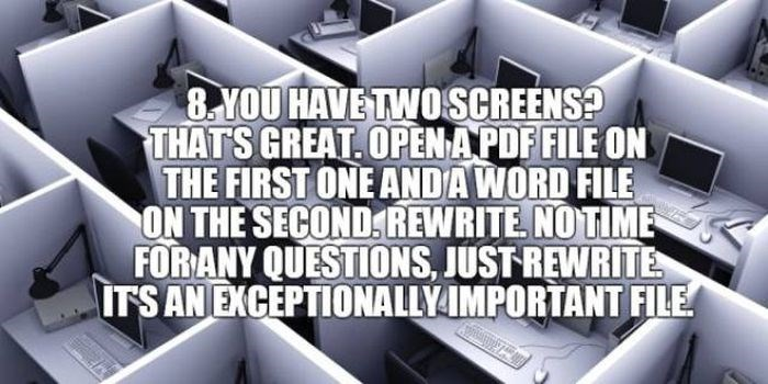 Product - 8-YOU HAVE TWOSCREENS? THATS GREAT.OPENA PDF FILE ON THE FIRST ONE ANDAWORD FILE ON THE SECOND REWRITE NOTIME FOR ANY QUESTIONS, JUST REWRITE ITS AN EXCEPTIONALLYIMPORTANT FILE