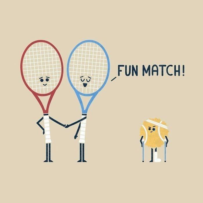 Racket - FUN MATCH! I I