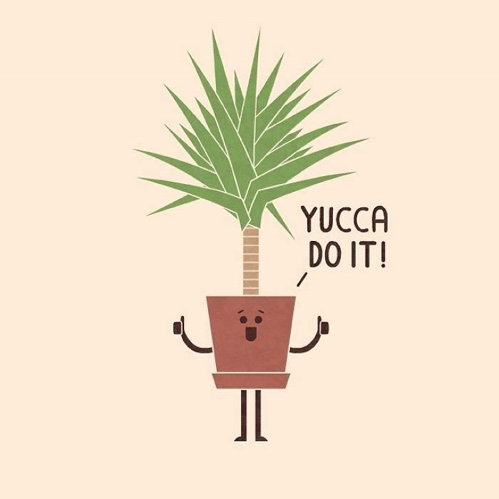 Tree - YUCCA DO IT!