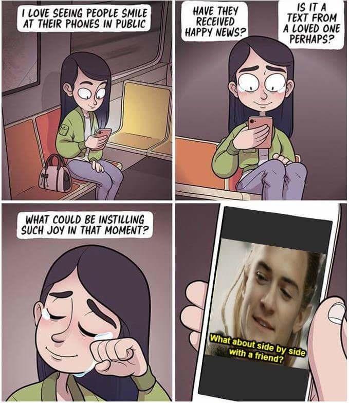 lotr meme